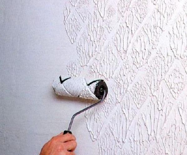 Декоративная штукатурка для стен фото своими руками