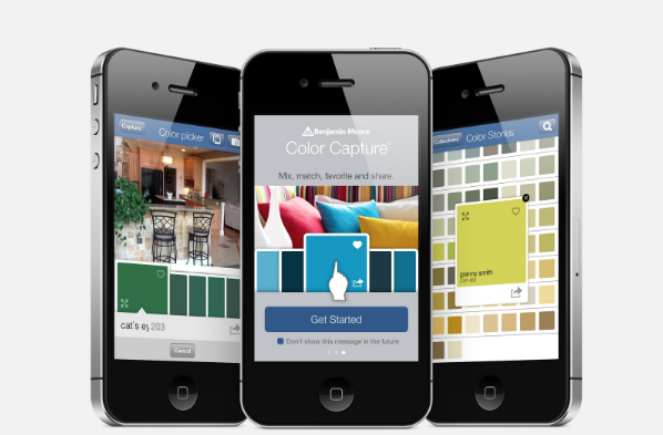 Digital Editions and Color Capture by Benjamin Moore